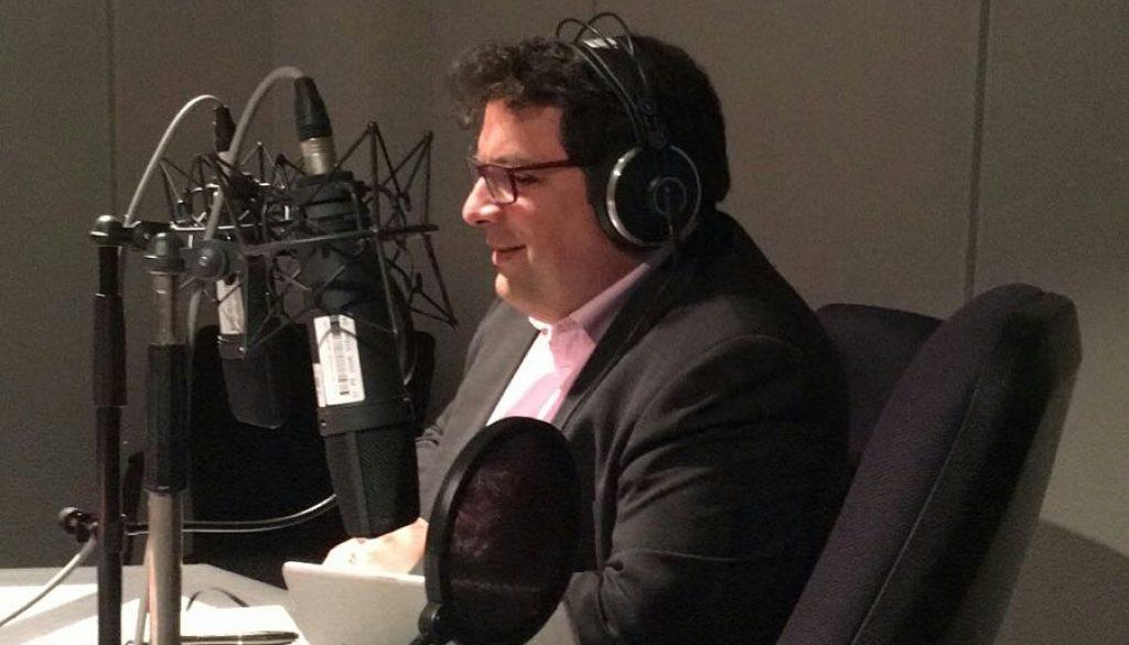 Francesc Gambús - Mataró Ràdio - Cruïlla d'Europa