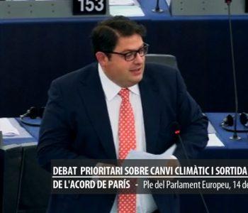 20170614-Gambús-debat-prioritari-canvi-climàtic-Acord-de-parís-Parlament-Europeu-EPP-Group