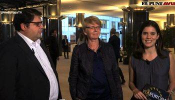 20171013 entrevista via europa - situacio Catalunya - Laura Pous - El Punt Avui TV