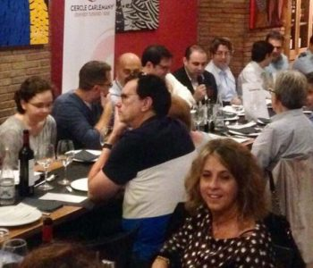 20171019 Gambus sopar cercle carlemany Barcelona