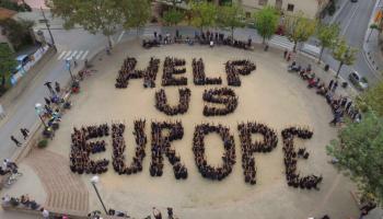 Help us Europe - Sant Antoni de Vilamajor
