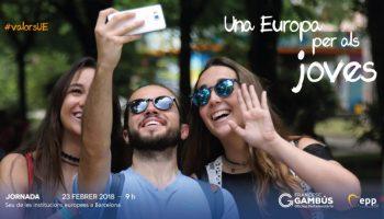 Jornada valors UE - joves