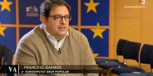 20181127 valor afegit TV3 - Gambus