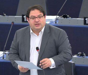 20190314 Intervenció Francesc Gambús al Ple Parlament Europeu